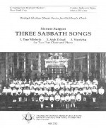 Three Sabbath Songs (1987)