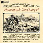 Huntsman, What Quarry? (Crystal 675)