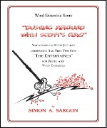 Dusting Around with Scott's Rag (1981, rev. 1994) (Flute and wind ensemble)