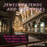Jewish Friends and Neighbors (ACM, 11280)