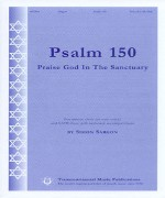 Psalm 150- Praise God In the Sanctuary (1995)