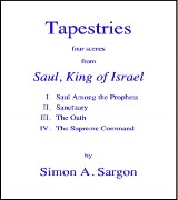 Tapestries- Four scenes from Saul, King of Israel (1997)