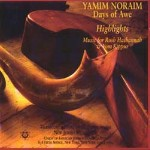 Yamim Noraim (Days of Awe) (Transcontinental 950026)