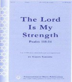 Psalm 118 (The Lord Is My Strength) (1980)